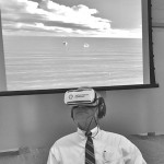 DENR Secretary takes a virtual tour with Shell-colored glasses